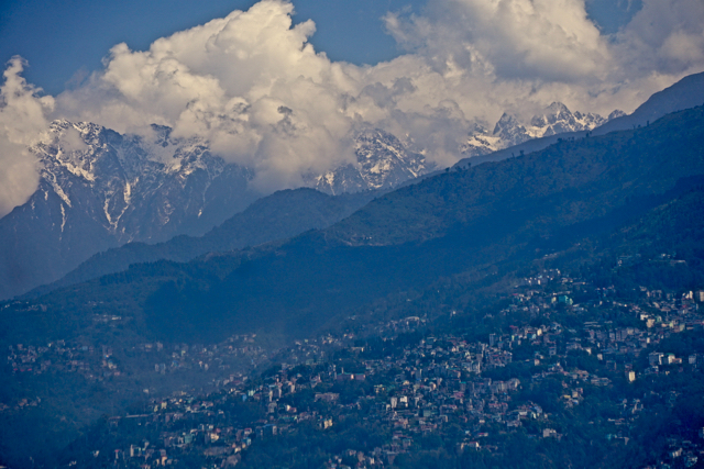 Gangtok, Sikkim's largest city
