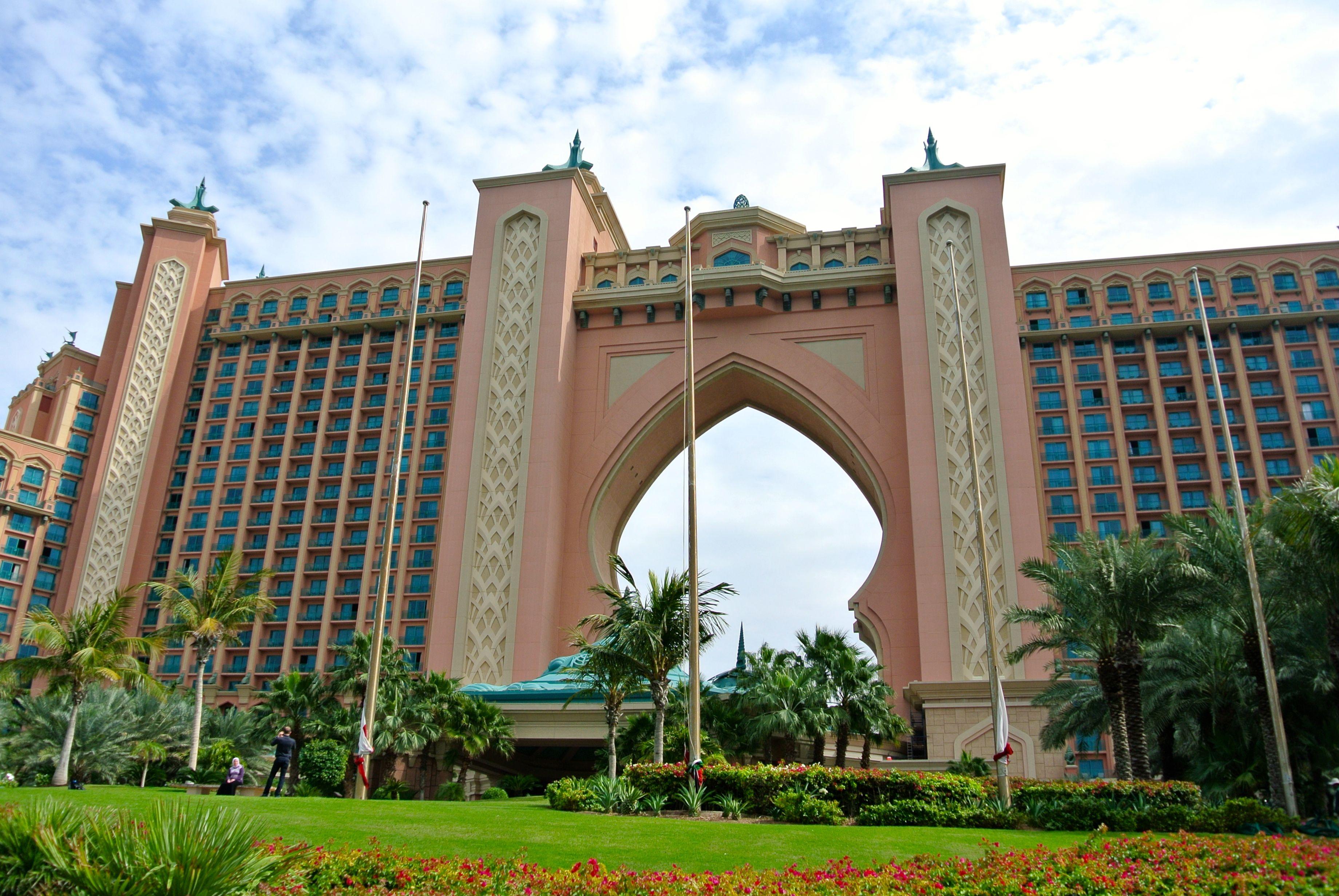 The Atlantis Hotel