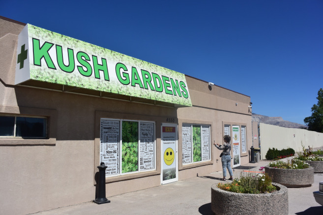 The new Colorado reality: legal recreational pot stores