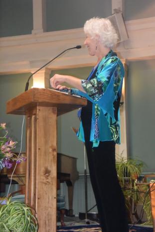 Jan Adrian, founder of Healing Journeys