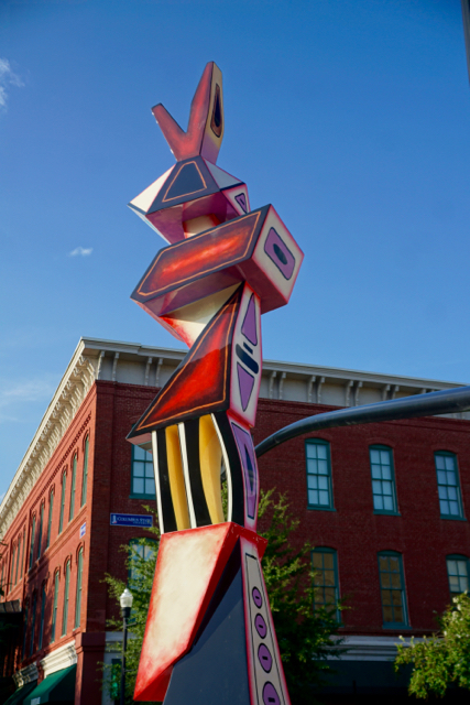 Public art in Columbus, Georgia