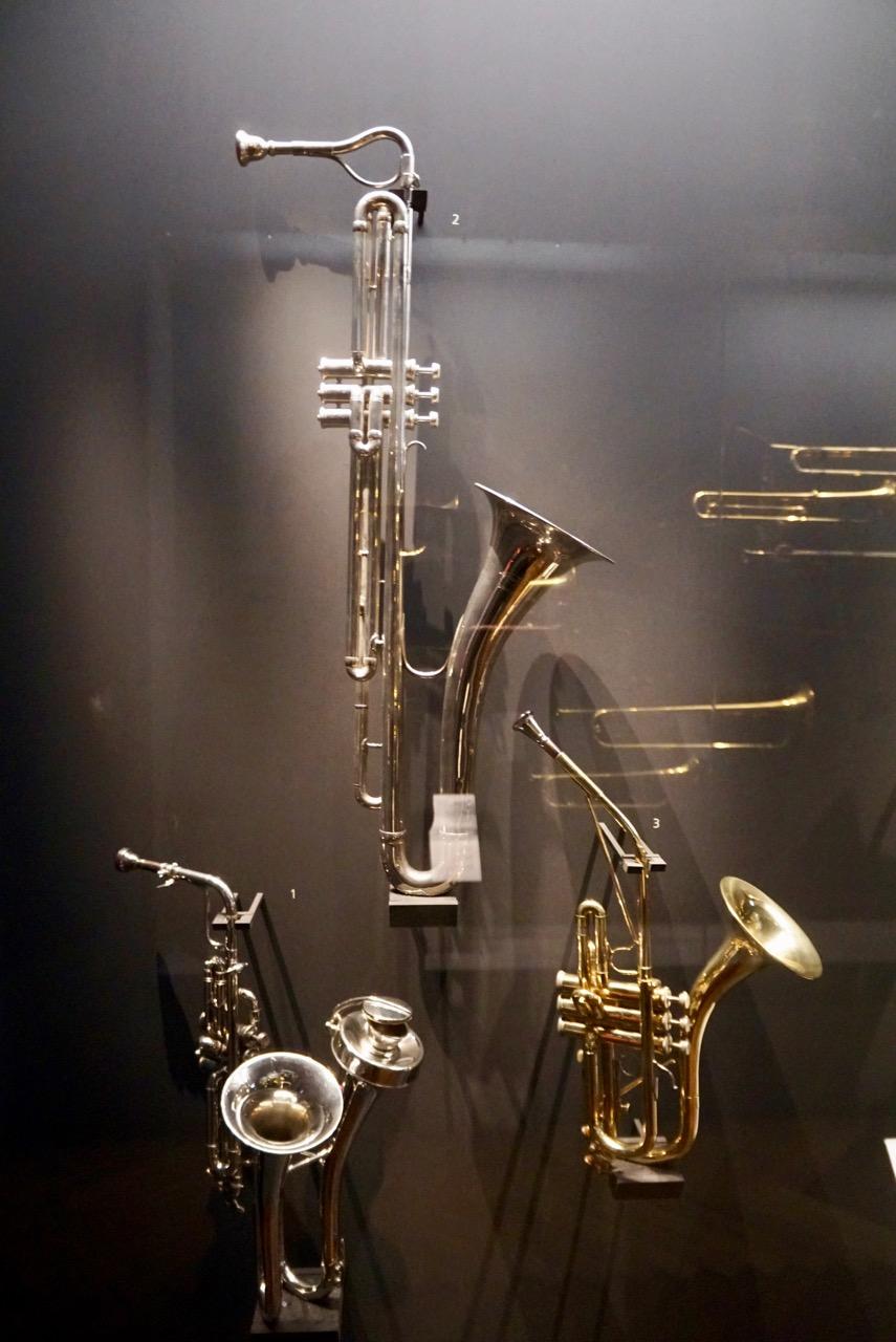 Trompaphones